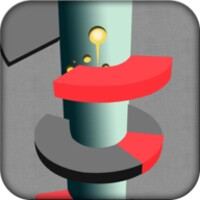Helix Jump - bounce ball android app icon