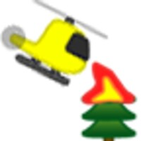 Fire Helicopter android app icon