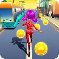 Ladybug Adventure Run android app icon