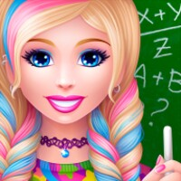 High School Dress Up For Girls android app icon