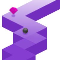 Zig Zag - Slalom Run android app icon