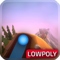 Slope Down: First Trip android app icon