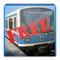 Metro Simulator FREE android app icon