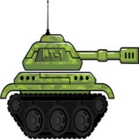 tiny push tank android app icon