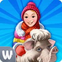 Farm Frenzy 3: Ice Domain Free android app icon
