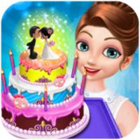 Bride Wedding Cake android app icon