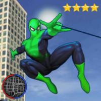 Spider Rope Warriors