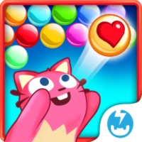 Bubble Mania Valentine android app icon