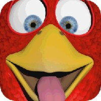 Party Birds: 3D Snake Game Fun android app icon