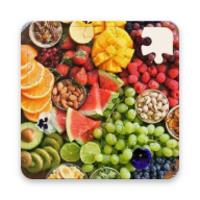 Rompecabezas de Frutas y Verduras