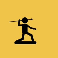 The Spearman android app icon