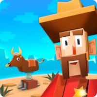 Blocky Bronco android app icon