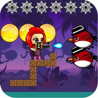 The Warrior Girl android app icon