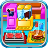 Fast Food Restaurant android app icon