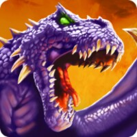 Orcs vs Knights android app icon
