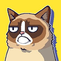 Grumpy Cat's Worst Game Ever android app icon