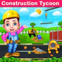 Kids Construction Building Fun android app icon
