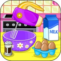 Bake Cupcakes android app icon