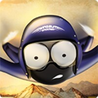 Wingsuit Stickman android app icon