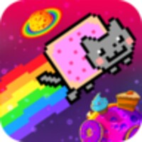 Nyan Cat: The Space Journey android app icon