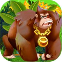 Banana Island : Bobo's Epic Tale Jungle Run android app icon