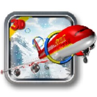 AirPlane Simulation 3D android app icon