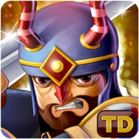 Tower Defender - Defense Game android app icon