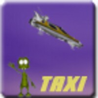Flying Taxi android app icon