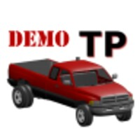 Truck Pulling Demo android app icon