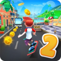 Bus Rush 2 android app icon