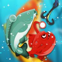 Ocean Clash Shark Fishing Hook android app icon