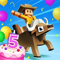 Rodeo Stampede android app icon