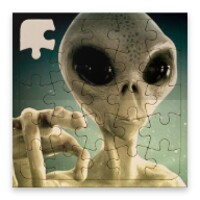 Aliens Puzzles Games