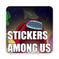 Stickers de Among Us