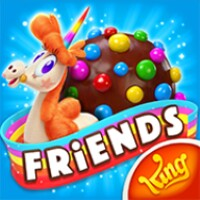 Candy Crush Friends android app icon