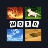 4 Pics 1 Word android app icon