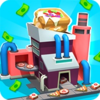 Pizza Factory Tycoon - Idle Clicker Game android app icon
