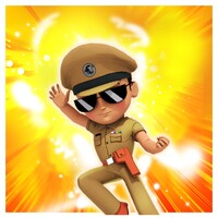 Little Singham android app icon
