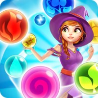 Magical Witch Pop android app icon