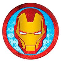 Iron Man Windows Live Messenger Skin icon