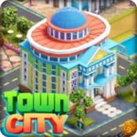 Town City - Village Building Sim Paradise android app icon
