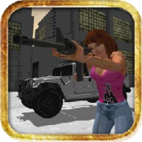 Hunter Girl android app icon