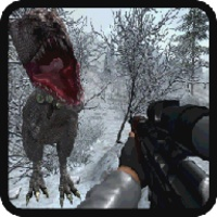 Sniper Instinct: Dinosaurs 3D android app icon