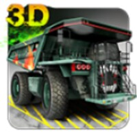 Skill 3D Parking - Radioactive Rumble android app icon