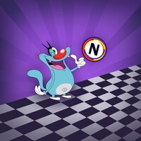 Oggy Go - World of Racing android app icon