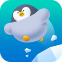 Jumping : Save the penguins android app icon