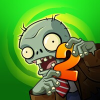 Plants Vs Zombies 2 android app icon