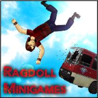 Ragdoll Minigames android app icon