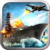 Clash of Battleships android app icon