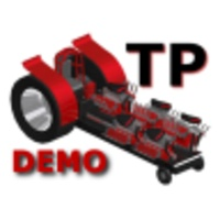 Tractor Pulling Demo android app icon